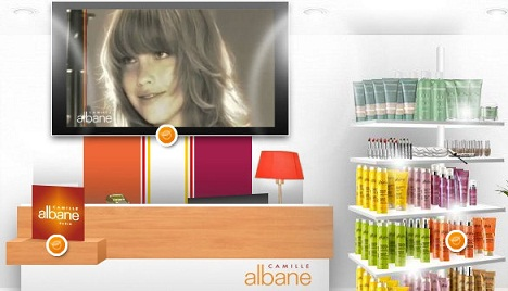 camille albane vous offre une coupe paris 15. Black Bedroom Furniture Sets. Home Design Ideas