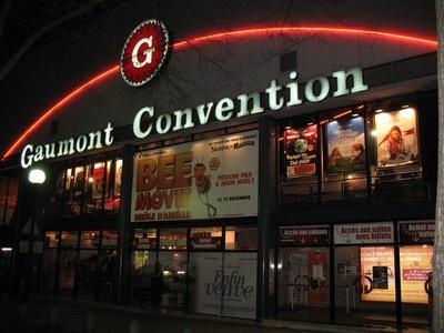 ratatouille au gaumont convention paris 15. Black Bedroom Furniture Sets. Home Design Ideas