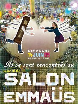Salon emma s 2009 paris 15 for Salon emmaus