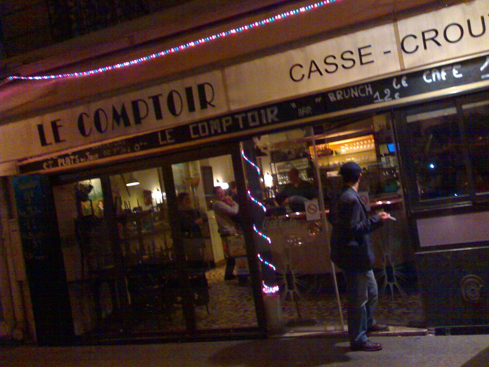 F te de la musique au comptoir paris 15 - Le comptoir electrique ...