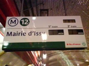 métro siel