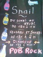 paris 15 snail